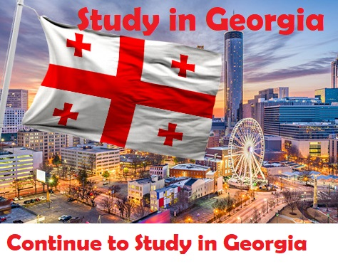 Continue to Study and Study in Georgia