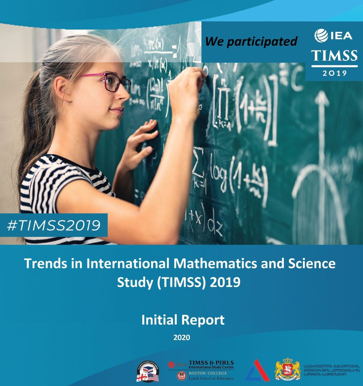 Trends in International Mathematics and Science Study (TIMSS) 2019